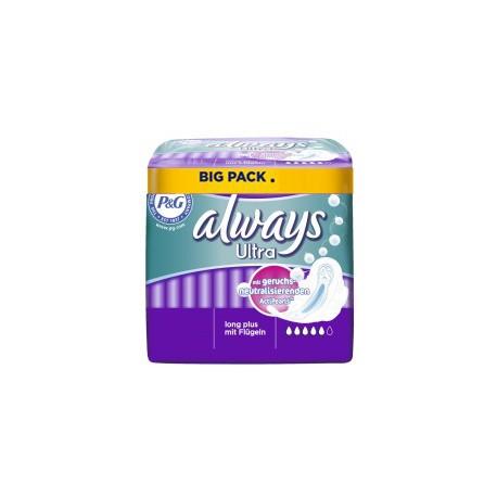 12 serviettes hygi niques always ultra taille longplus pas cher sur couches center - Couches pas cher taille 2 ...