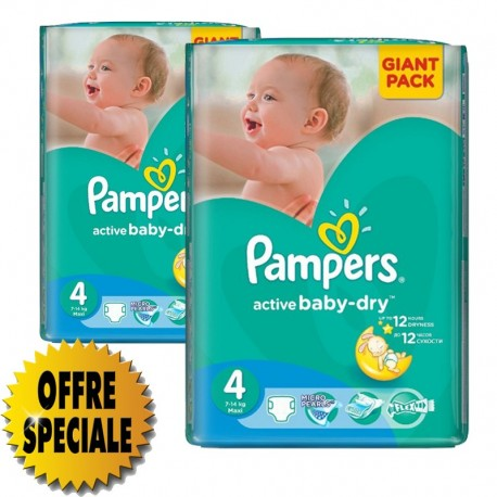 522 couches pampers active baby dry taille 4 pas cher sur - Couches pampers baby dry taille 4 pas cher ...